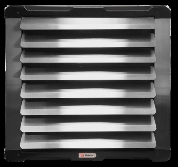 Water fan heater <b>TREVENT PRO-85</b>