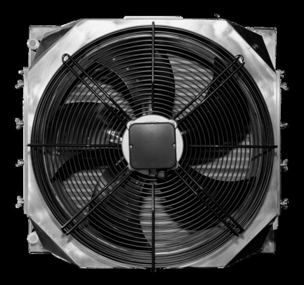 Water fan heater <b>TREVENT AGRO-70</b>. Фото 3