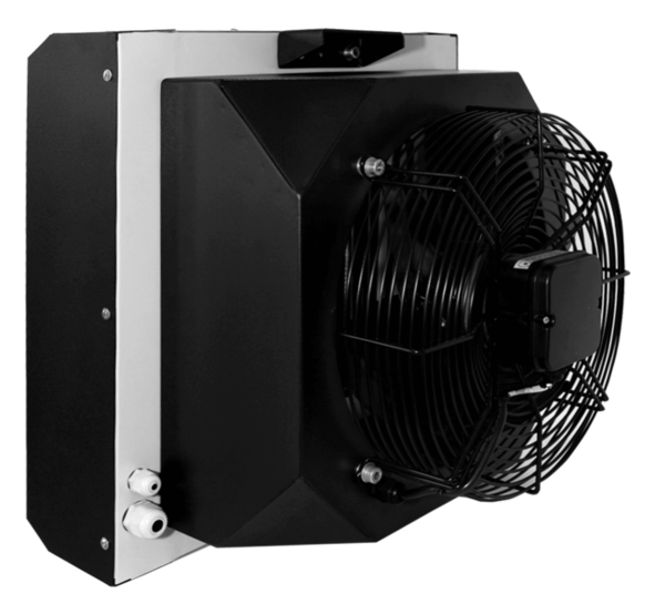 electric fan heater <b>TREVENT EL 10,5-380L</b>. Фото 2