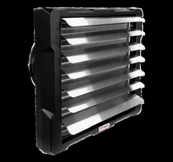 Water fan heater <b>TREVENT ABS-10</b>. Фото 3