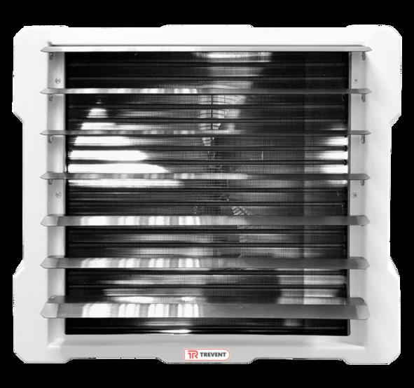 Водяний тепловентилятор <b>TREVENT ABS-35</b>. Фото 2