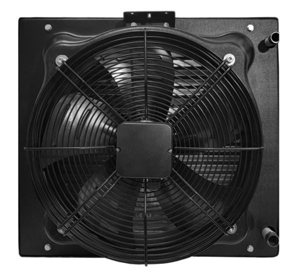 Водяний тепловентилятор <b>TREVENT ABS-35</b>. Фото 4