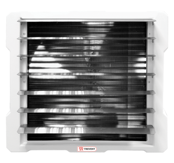 Водяной тепловентилятор <b>TREVENT ABS-50</b>. Фото 2