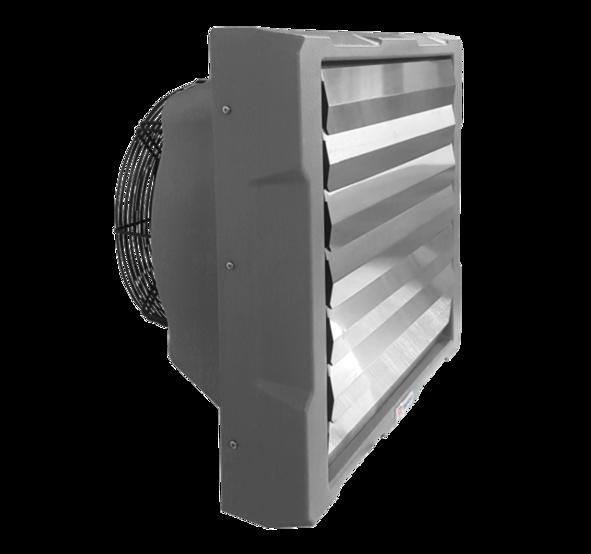 Водяний тепловентилятор <b>TREVENT AGRO ABS-20</b>. Фото 2