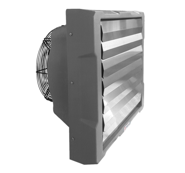 Водяний тепловентилятор <b>TREVENT AGRO ABS-40</b>. Фото 2