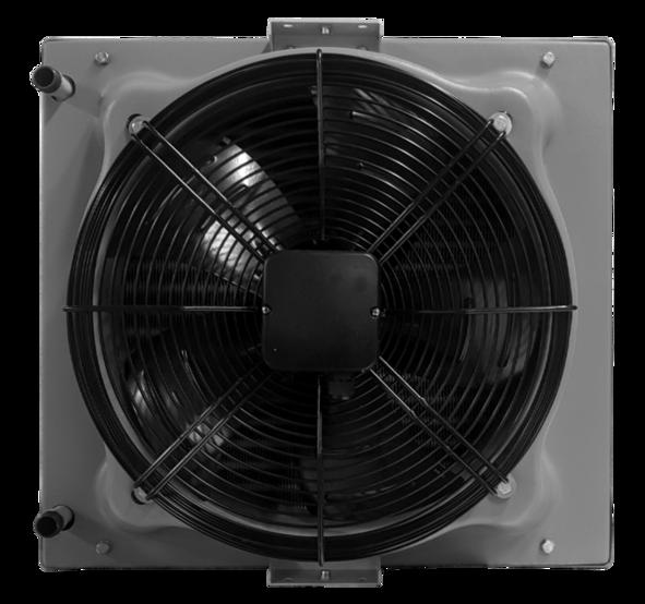 Водяний тепловентилятор <b>TREVENT AGRO ABS-40</b>. Фото 4