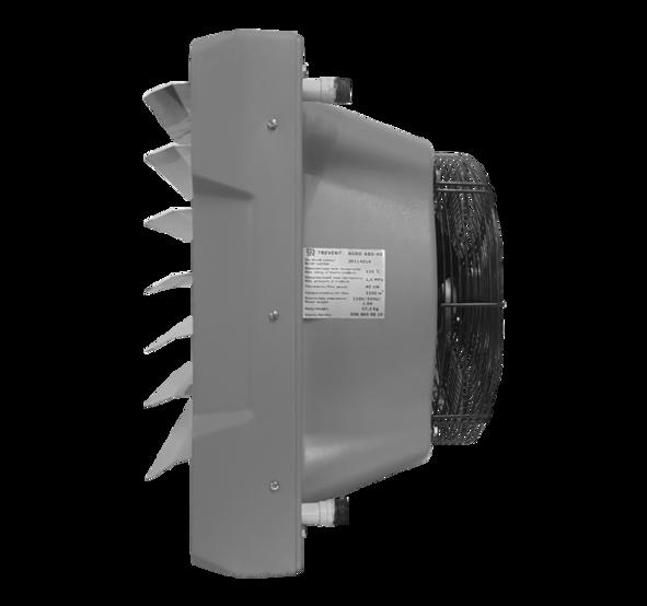 Водяний тепловентилятор <b>TREVENT AGRO ABS-40</b>. Фото 5