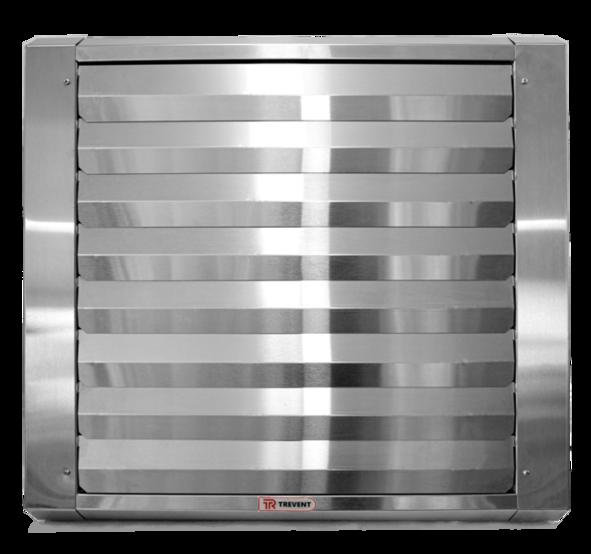 Водяний тепловентилятор <b>TREVENT AGRO ABS-55</b>