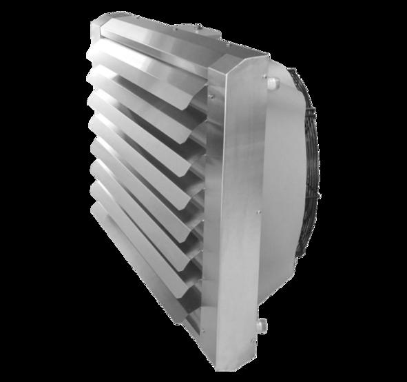 Водяний тепловентилятор <b>TREVENT AGRO ABS-70</b>. Фото 2