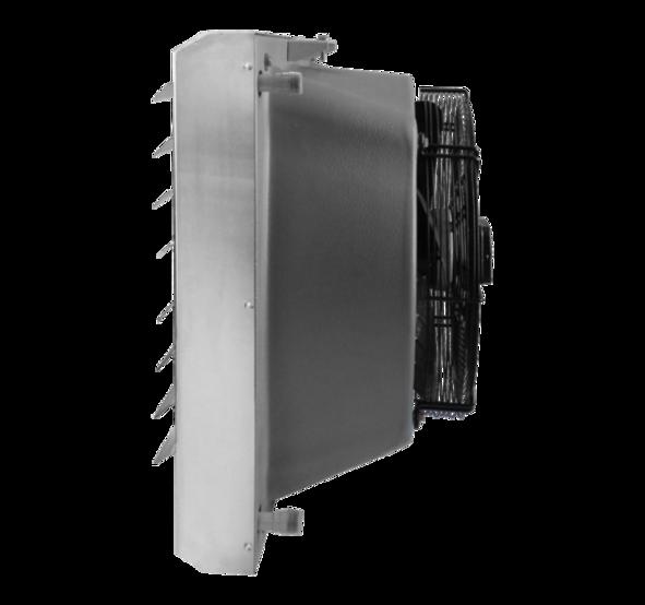 Водяний тепловентилятор <b>TREVENT AGRO ABS-70</b>. Фото 3