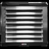 Water fan heaters
